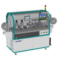 Fully-Automatic Smart Card slot Milling and chip Implanting Machine