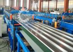 Hydraulic High Speed Metal Roofing Sheet Roll Forming Machine With Long Life