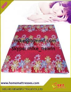 China fashion bedding coconut fiber firm mattress on sale