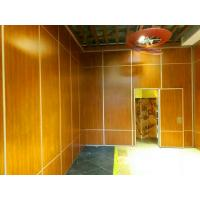 Sliding Aluminium Roller Track Acoustic Partition Wall For Muti - Function Hall