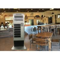 Patent Design Lobby Standing iPad Cell Phone Mobile Device Charging Station Kiosk