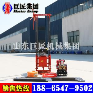 China QZ-2B small gasoline engine portable sampling rig portable core drilling rig for sale on sale