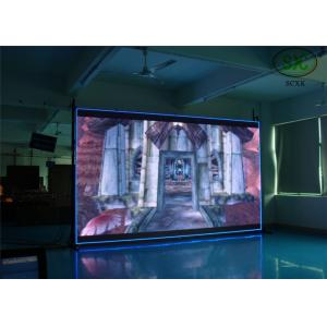 China SMD 3528 Indoor Full Color LED Display P10 Tricolor for Exhibition Advertising on sale