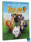 China 2018 The Nut Job 2 Blue ray kids cartoon Movies hot The Nut Job 2 Blu-ray disney dvd movie for children drop shipping wholesale
