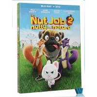 2018 The Nut Job 2 Blue ray kids cartoon Movies hot The Nut Job 2 Blu-ray disney dvd movie for children drop shipping