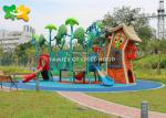 Unique Kids Outdoor Playground Equipment Pirate Ship Shaped For Little Titkes
