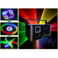 China 1W Three Dementional 3D RGB Laser Light Show 1000MW , RGB Laser Projector on sale