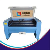 Non Metal Paper Laser Cutting Machine ,Cnc Laser Cutter For Leather Fabric OEM / ODM