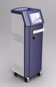 China High power 808nm diode laser epilation machine with permanent hair removal function for clinic and salon use on sale