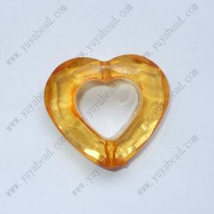 China colorful heart jewelry beads maker on sale