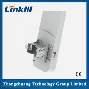 China Long Distance Wireless Outdoor CPE Bridge Product integrated 18dBi Antenna on sale