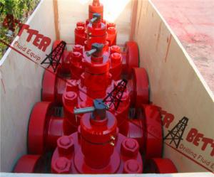 China BETTER Cameron FC/FL style Slab Gate Valve Non-rising stem and rising stem type Manual & Hydraulic Operation Alloy Steel on sale