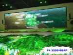 1800 Nits Brightness P4 Led Video Wall Full Color Led Display Screen Fixed Installation CE / ROHS / FCC