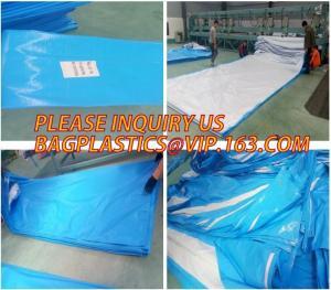 China China PE Tarpaulin Factory with Manufacture Price,HDPE Woven Fabric Tarpaulin, LDPE Laminated PE Tarpaulin, Finished on sale