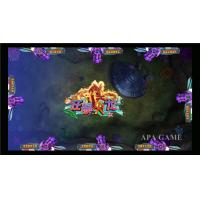 Elegant Design Fish Shooting Game Machine Ocean King Arcade Game 110V / 220V