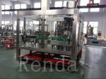 5000 BPH Beer Filling Machine Automatic High Speed Wine Bottle Filler Machine