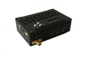 China H.265 wireless cofdm video transmitter audio video data long range transmitter on sale