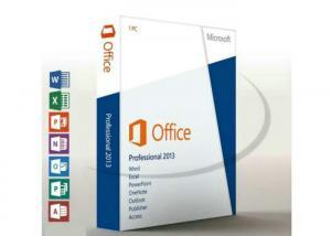 China English Language Microsoft Office 2013 Pro Plus Lifetime for 1 PC Original on sale