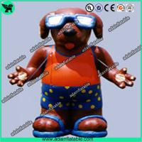 Inflatable Dog, Inflatable Dog Costume,Cool Dog Inflatable For Sunglasses Advertising