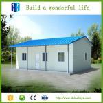 Light steel structure for main framework moving prefabricated steel frame house 100 m2