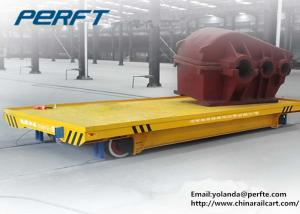 China Carbon Steel Heavy Duty Handling Equipment To Transfer Molten Steel on sale