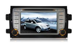 China In Dash 7 Inch Suzuki DVD GPS Multimedia With Navigation Systems For Suzuki SX4 on sale