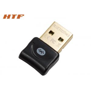 China Universal USB Bluetooth Adapter 4.0 , Mini Bluetooth Usb Dongle For Pc Windows 10/8/7 on sale
