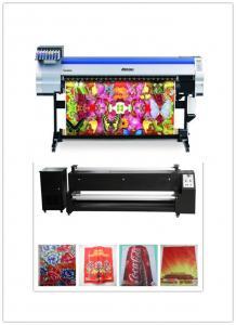 China Advertising Dye Mimaki Textile Printer With Epson DX5 Print Head on sale