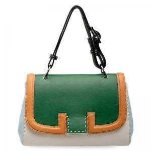 China Nice Green Small Womens Leather Crossbody Bag For Juniors , Korea Style on sale