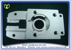 China Custom CNC Precision Machining Aluminum Die Casting Process Sand Blasting Cold Forged on sale