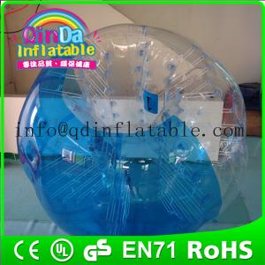 China Bubble football, soccer bubble,bubble ball for football on sale