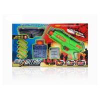 2 In 1 EVA Water Bullet Shooting Blaster Gun Children