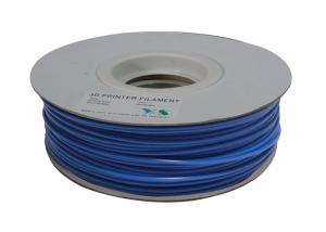 China Makerbot / UP 3D Printer Color Changing Filament , ABS 3.0mm 3d Printer Material on sale