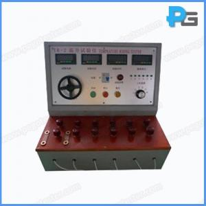 China Plug Pin Temperature Rising Tester According to IEC60884-1 and VDE0620 on sale