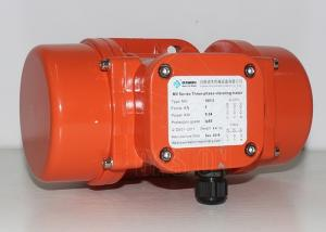 China Small Single Phase Electric Motor Vibrator Swift Start For Civil Engineering on sale