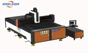 China Open Type Fiber Laser Metal Cutting Machine , Cnc Laser Engraving Cutting Machine on sale