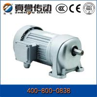 China Electric Micro Helical Gear Motor 1400 Rpm , 2.2kw Flange Mounted Gear Motor on sale