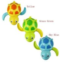 Cute Mini Swimming Turtle Plastic Baby Toys For Boys Girls Harmless