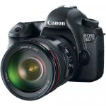 Canon EOS 6D Digital Camera with Canon 24-105mm f/4.0L IS USM AF Lens