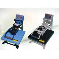 High Accuracy Industrial 6 In 1 Heat Press Machine With Flat Work Table