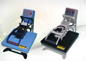 China High Accuracy Industrial 6 In 1 Heat Press Machine With Flat Work Table on sale
