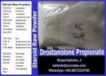 China Steroid Powder Drostanolone Propionate / Masteron Prop Male Gain Muscle Burning Fat CAS 521-12-0 wholesale