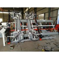 CNC Vertical PVC Window Four Point Welding Machine,CNC Four Corner Welder Machine for PVC Window with UL Standard