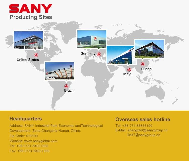 SANY SY16C 1 6 ton Mini Excavator Sany Mini Digger Parts for Sale