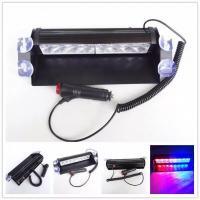 China Car Police Strobe Flashlight , Universal 12V 640lm 8W Emergency Warning Lights on sale