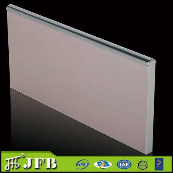 Kitchen Cabinet Aluminium Profile 800mm Bright Light Aluminium