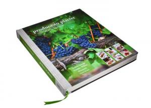China Custom Cloth Hardcover Book Printing Magazines Catalogs With Paperback Printing on sale