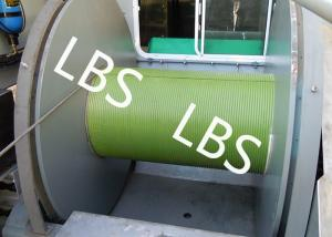 China Oil Field Logging Well Winch / Offshore Winch With Lebus Groove Sleeves on sale
