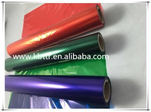 China Resin thermal transfer ink ribbon for polyester label printing on sale