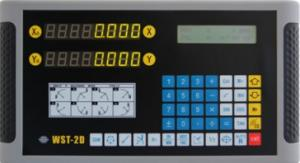 China WST-2D 2-axis Digital Readout on sale